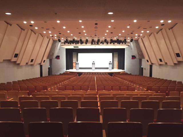 日本教育会館 一ツ橋ホール
